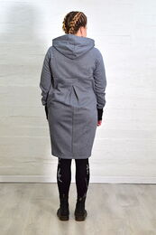 Riiminka Pilvi hood jacket light gray