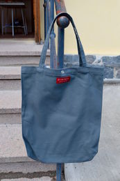 Tote Bag -Mother, Gray