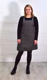 Riiminka Peppi Dress, gray