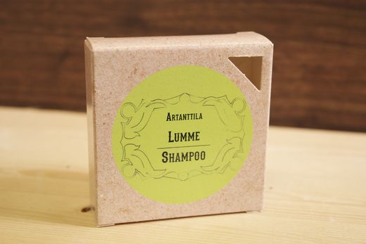 Waterlily Shampoo Bar