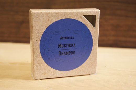 Blueberry Shampoo Bar