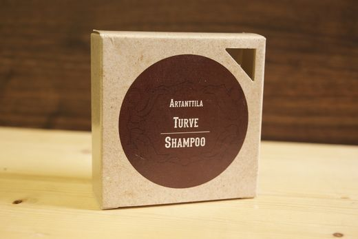 Peat Shampoo Bar