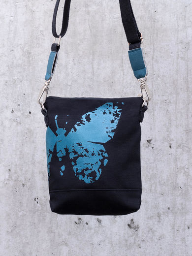 Loisto -bag, small, petrol