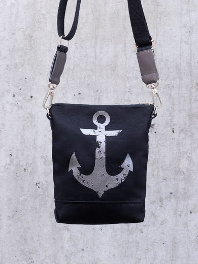 Loisto -bag, small, anchor
