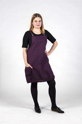 Riiminka Peppi dress, purple