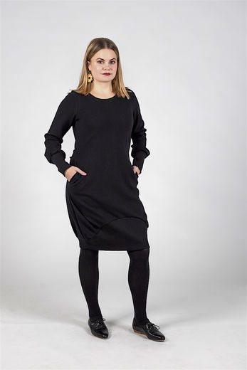 Riiminka Pihla dress, black