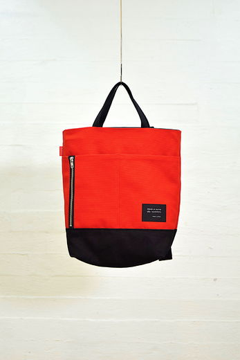 Riiminka Small Story backbag red