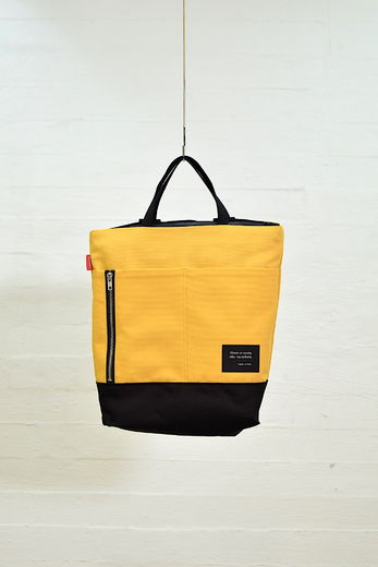Riiminka Small Story backbag yellow
