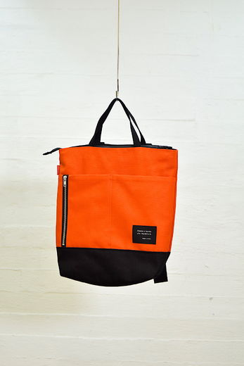 Riiminka Small Story backbag orange