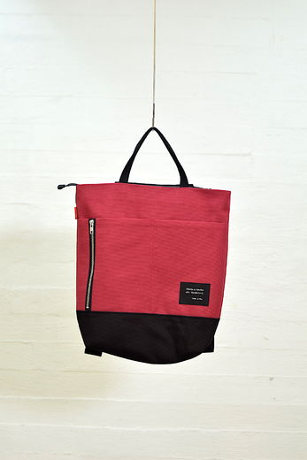 Riiminka Small Story backbag cranberry