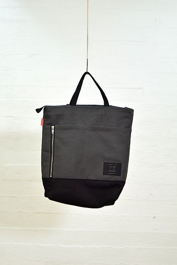 Riiminka Small Story backbag dark gray