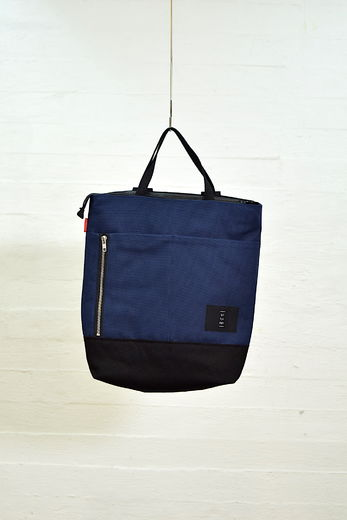 Riiminka Small Story backbag dark blue