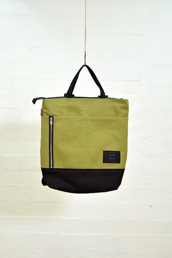 Riiminka Small Story backbag olive green