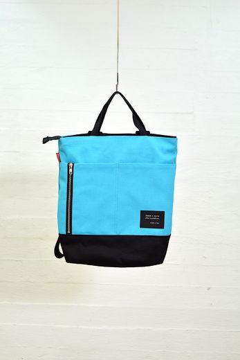 Riiminka Small Story backbag turquoise