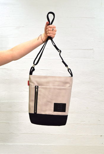 Riiminka Small Story Bag aluminum
