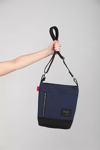 Riiminka Small Story bag, dark blue